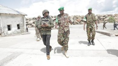 Photo of No date set for KDF exit from Somalia