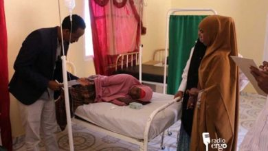 Photo of Rural women access health centres in remote parts of Somaliland