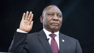 Photo of South Africa's president names Cabinet that is 50% women