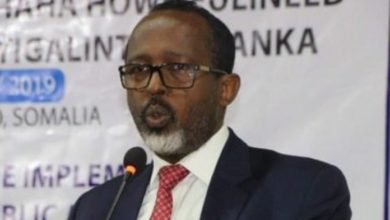 Photo of Somalia's info minister resigns over 'differences' with federal govt