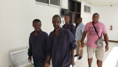 Photo of Seychelles Supreme Court charges 5 suspected Somali pirates