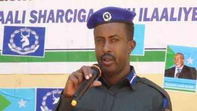 Photo of Police Commissioner's Death created tension in Beled Weyn
