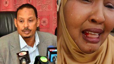 Photo of Wajir East MP Rashid Amin arrested over Fatuma Gedi assault