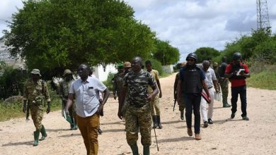 Photo of AMISOM visits newly recovered Bariire on an assessment mission