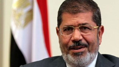 Photo of Egypt's former president Mohamed Morsi dies: state media
