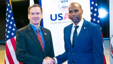 Photo of The 'political dimension' to the USAID move to Mogadishu