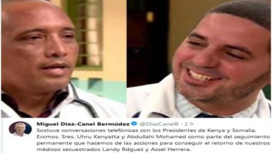 Photo of Diaz-Canel Closely Follows Case of Kidnapped Cuban Doctors