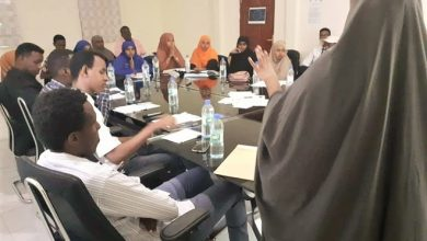 Photo of Legal Drafting Workshop sparks exciting discussions in Garowe