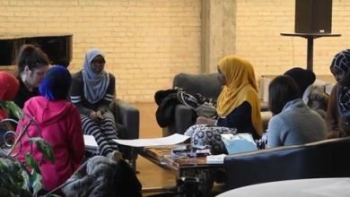 Photo of United ReSisters: Somali-American students aim to connect communities with book