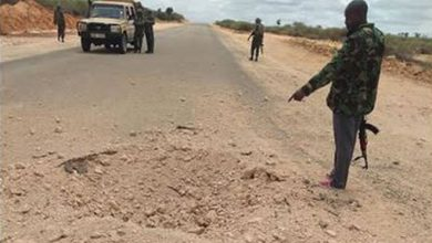 Photo of Police officers escape unhurt in Mandera grenade attack