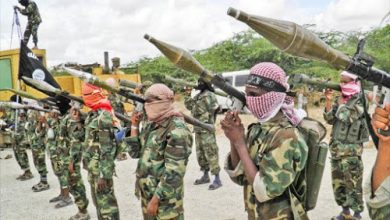 Photo of Two al-Shabab militants killed in southern Somalia