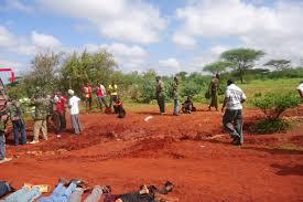 Photo of Al-Shabaab militant, NPR killed in gunfire in Mandera