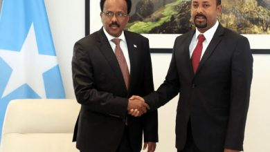 Photo of Somalia dismisses reports of resolving its maritime case with Kenya