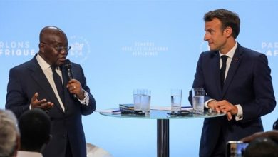 Photo of Ghana's president wants Africa-Europe relationship to change
