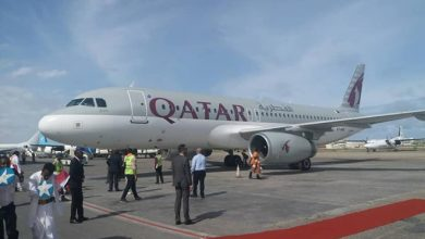 Photo of Qatar Airways launches its first flight to Mogadishu