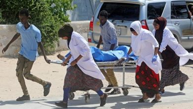 Photo of Mogadishu car bomb explosion kills 17
