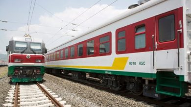 Photo of Chinese-built Ethiopia-Djibouti railway wins acclaim for driving Ethiopia's import-export needs