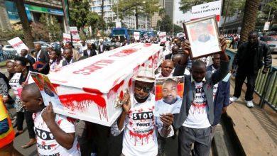 Photo of Kenya: Nairobi Police Executing Suspects