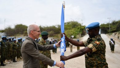Photo of New UN Guard Unit starts duties protecting world body's staff in Mogadishu
