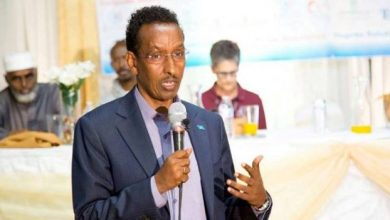 Photo of Somali Foreign Minister Meets With Diplomats In Mogadishu