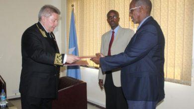 Photo of Russia Sends New Ambassador To Somalia