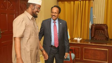 Photo of Farmaajo, Madobe lock horns over August polls