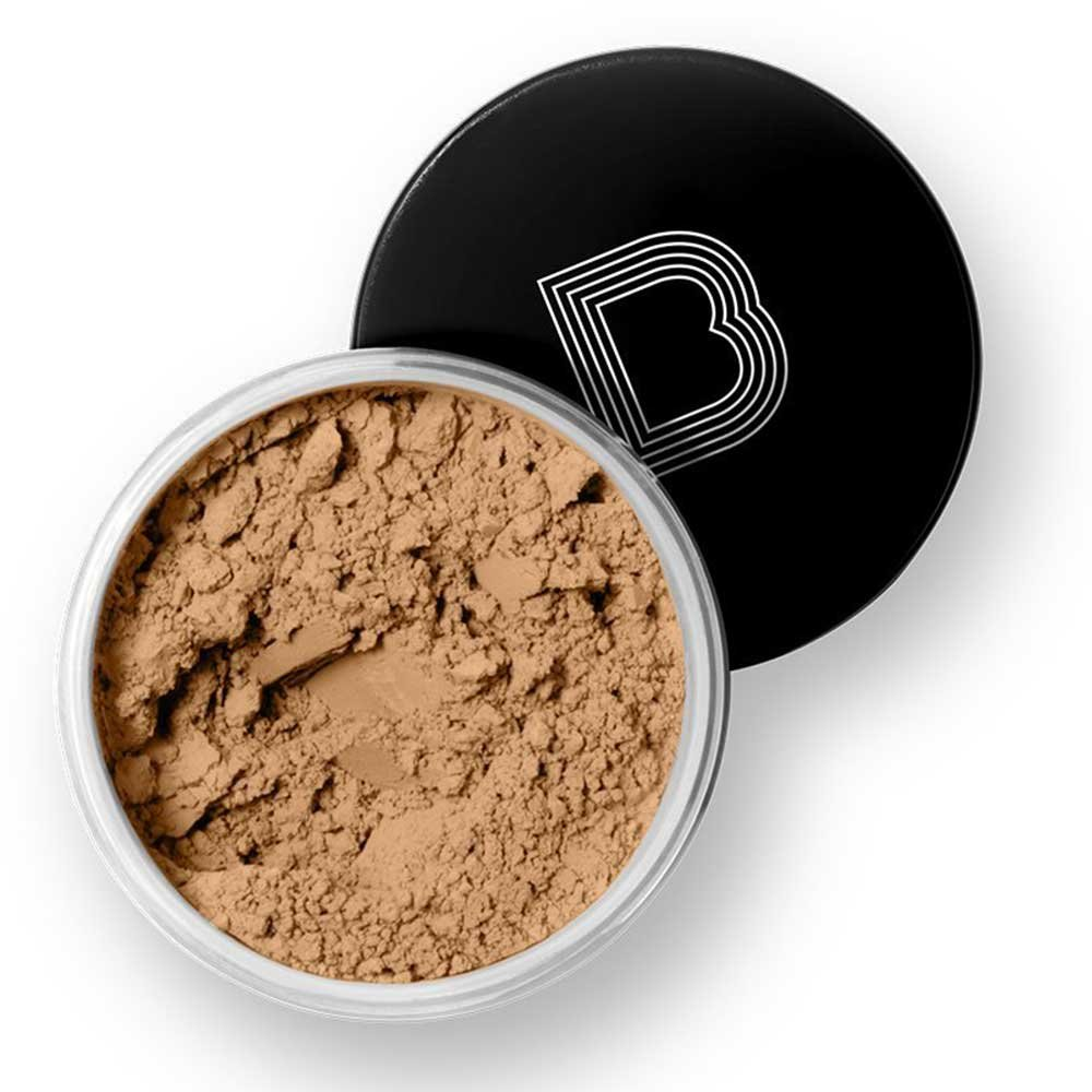 black opal finishing powder neutral light