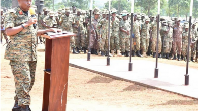 Photo of UPDF flags off over 1800 soldiers to Somalia