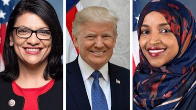 Photo of Trump wants Tlaib, Omar banned from Israel