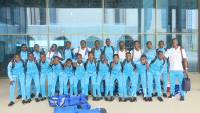 Photo of Somali Under-15 soccer team heads Asmara for CECAFA tournament