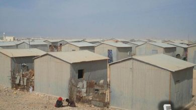 Photo of New homes for evicted IDPs in Baidoa