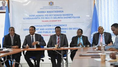 Photo of Somalia seeks help to implement media and public awareness strategy
