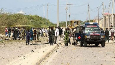 Photo of Twin bomb blasts kill at least 2 in Somali capital
