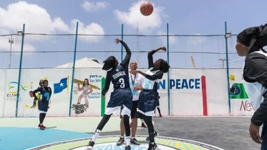 Photo of Raptors president Ujiri: Basketball has been a breath of fresh air in Somalia