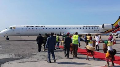 Photo of Another addition to Mogadishu sky as Uganda Airlines makes a comeback