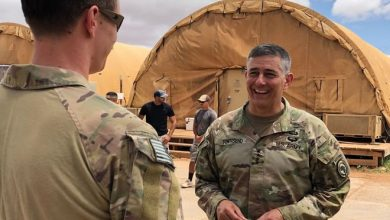 Photo of New head of AFRICOM visits Somalia as pressure on al-Shabab increases