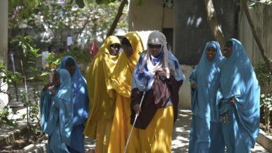 Photo of Mogadishu Mayor Targeted by Female Bomber