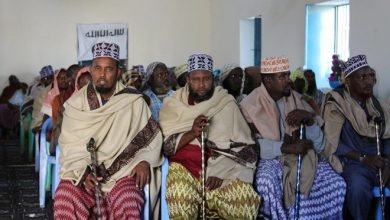 Photo of Somali government says 'most of the elders' in Al-Shabaab meeting were fake