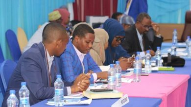 Photo of National prosecutors conference kicks off in Baydhabo