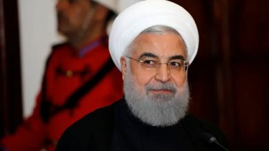 Photo of Hassan Rouhani: The US and Israel support terrorism in the Middle East