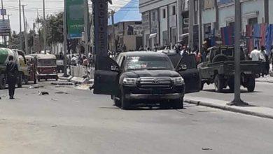 Photo of Bomb attack targeting Turkish officials in Mogadishu injures 3 teachers