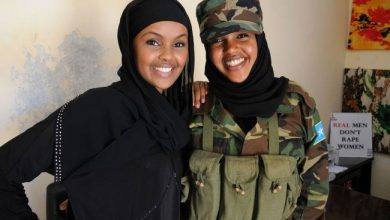 Photo of Canadian sisters on front lines of rebuilding Somalia