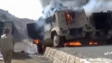 Photo of Yemen's Houthi rebels release Saudi attack video
