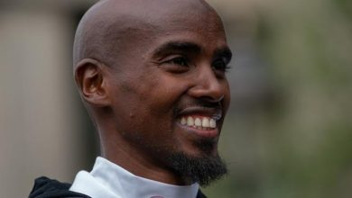 Photo of Sir Mo Farah becomes patron for Save the Children malnutrition initiative