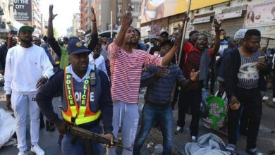 Photo of South Africa's President Ramaphosa condemns 'anti-foreigner violence'