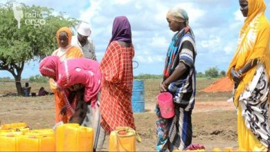 Photo of Water crisis leaves families in central Somalia's Mudug region desperate