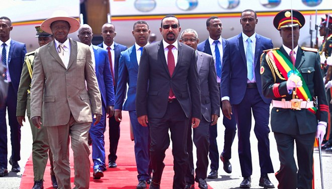 Photo of Regional leaders travel to Ethiopia to grace launch of refurbished Unity Park