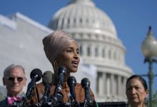 Photo of Rep. Ilhan Omar raises $1.1 million for re-election bid