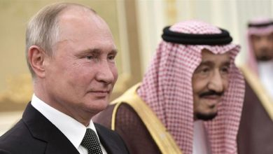 Photo of Putin visits Saudi Arabia in sign of growing ties