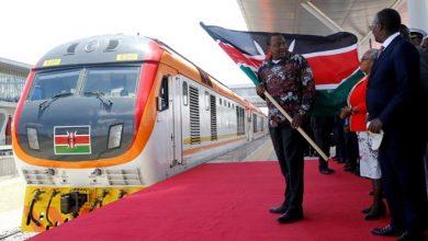 Photo of Kenya opens $1.5 billion Chinese-built railway linking Rift Valley town and Nairobi